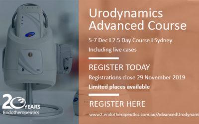 Advanced Urodynamics Course